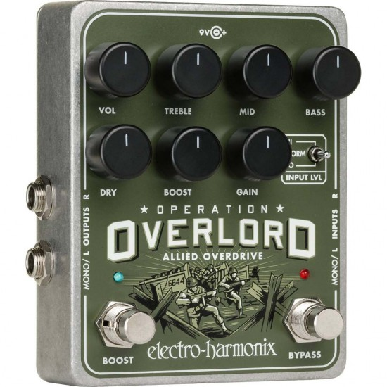 Electro-Harmonix - Operation Overlord - Allied Overdrive
