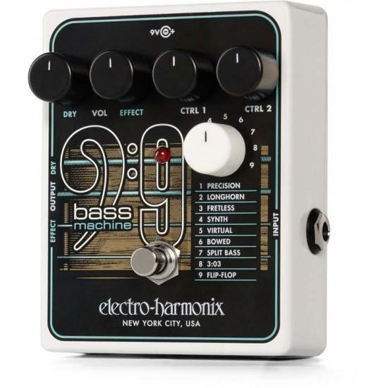 Electro-Harmonix - BASS9 - Bass Machine