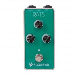 Foxgear - RATS - Vintage Distortion