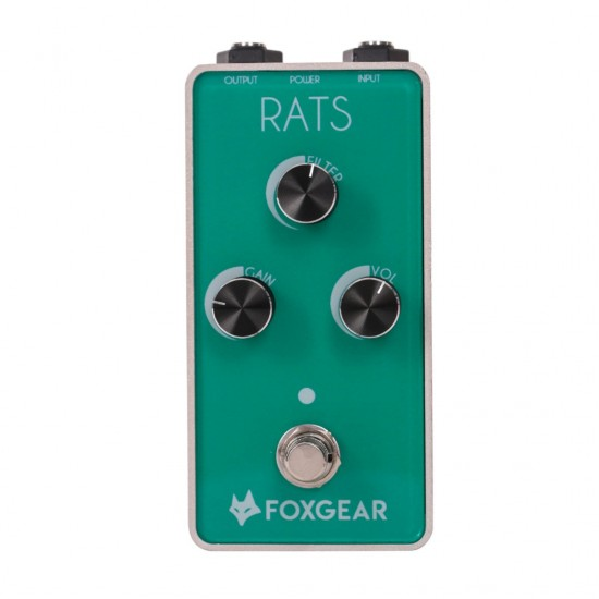 Foxgear - RATS - Vintage Distortion