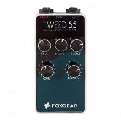 Foxgear - Tweed 55 - Mini Amplifier Pedal