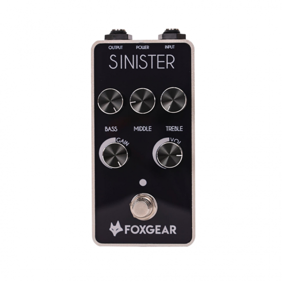 Foxgear - Sinister - Metal Distortion