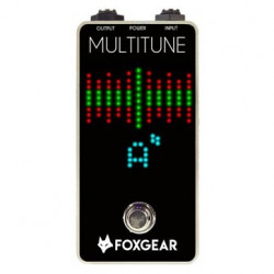 Foxgear - Multitune - Polyphonic Tuner