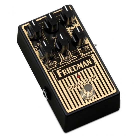 Friedman - Smallbox - Overdrive Pedal