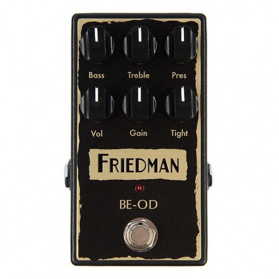 Friedman - BE-OD - Overdrive