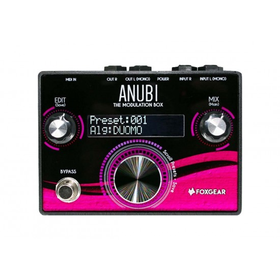 Foxgear - Anubi Modulation Box - Multi Modulations