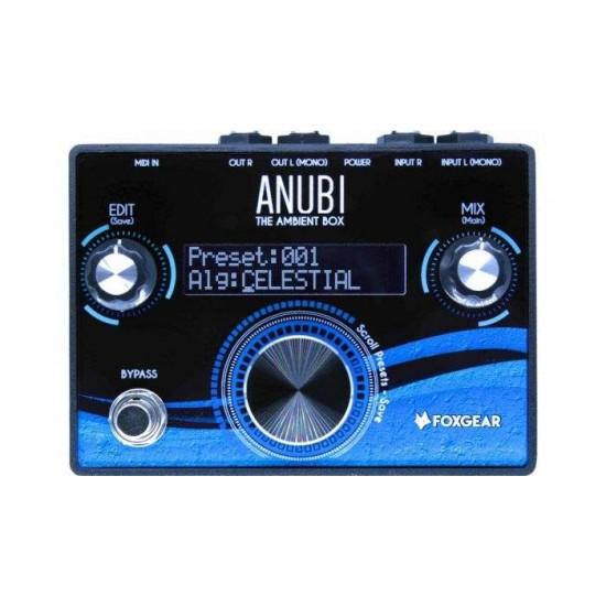 Foxgear - Anubi Ambient Box - Multi Reverb