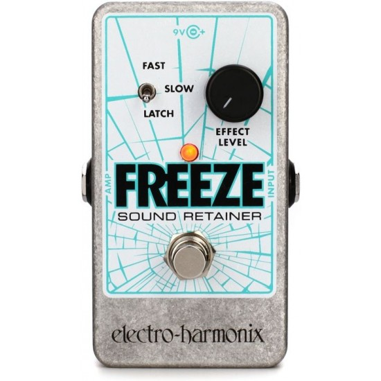 Electro-Harmonix-FREEZE-SOUND RETAINER PEDAL