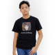Electro-Harmonix Logo T-Shirt - Black Tee w/ Colored Logo