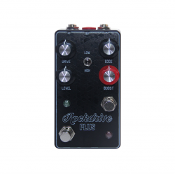 Rockdrive Plus - Overdrive & Boost Pedal