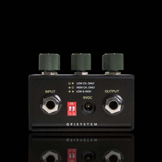 GFI SYSTEM - JONASSUS DRIVE - DUAL CHANNEL OVERDRIVE
