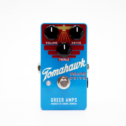 Greer Amps - Tomahawk Deluxe Drive