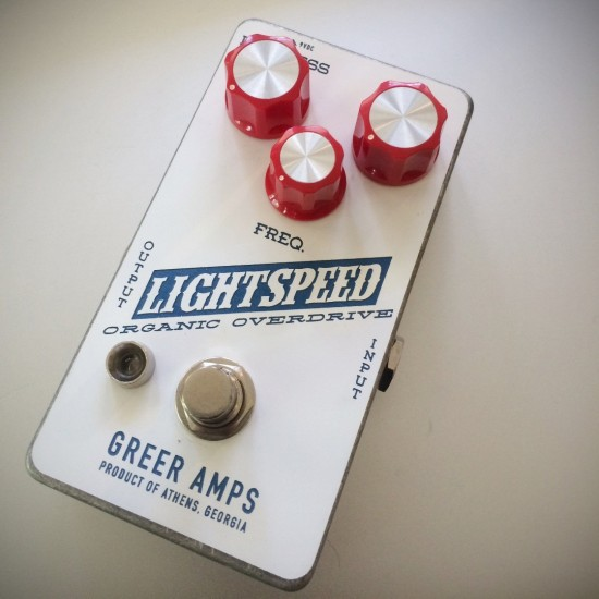 Greer Amps - Light Speed - America