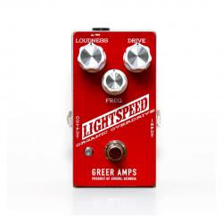 Greer Amps - Light Speed - Red White