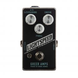 Greer Amps - Light Speed - Reverse Daphne