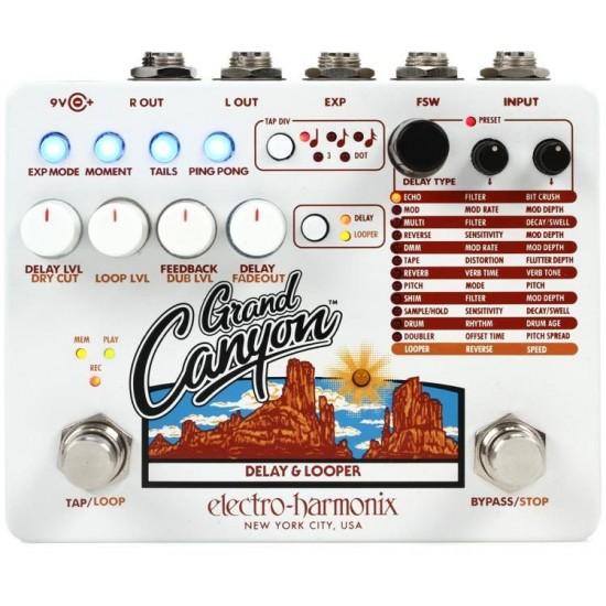 Electro-Harmonix - Grand Canyon - Delay & Looper