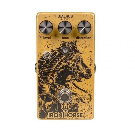 Walrus Audio - Iron Horse V2 - Distortion Pedal