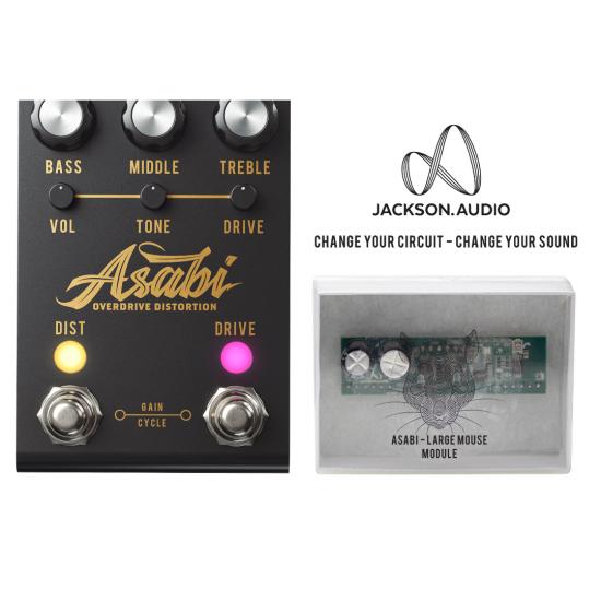 Jackson Audio - ASABI - Mateus Asato Signature Pedal