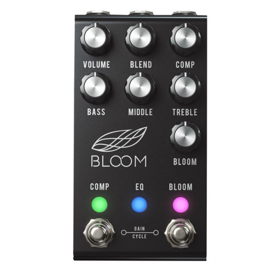 Jackson Audio - Bloom Midi (Black) - Comp, EQ & Boost