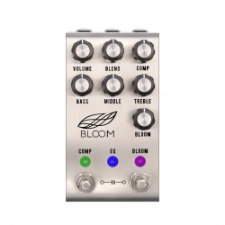 Jackson Audio - Bloom Midi (Stainless Steel) - Comp, EQ & Boost