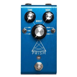Jackson Audio - PRISM (BLUE) - Buffer, Boost, Preamp, EQ & OD