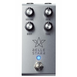 Jackson Audio - Belle Starr - Professional Overdrive