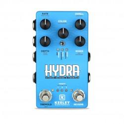 Keeley Electronics - HYDRA - Stereo Reverb & Tremolo