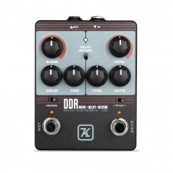 Keeley Electronics - DDR - Drive, Delay, Reverb