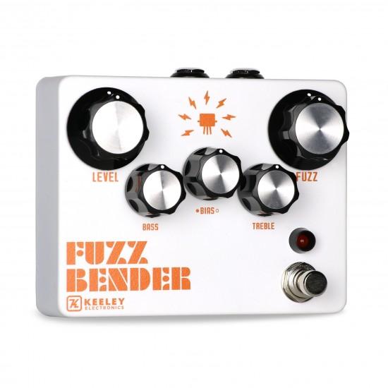 Keeley Electronics - Fuzz Bender - 3 Transistor Hybrid Fuzz