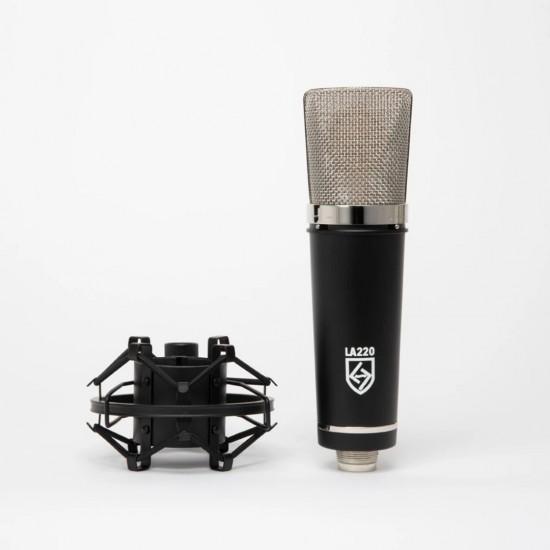 LAUTEN AUDIO - LA-220 - Large-Diaphragm Condenser Microphone