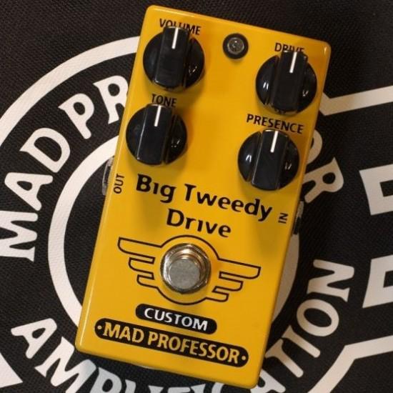 Mad Professor - Big Tweedy Drive With Super Tweed Mod