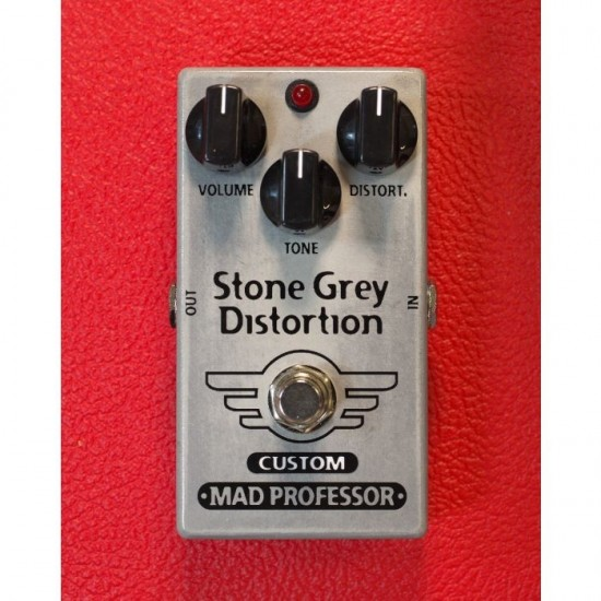 Mad Professor - Stone Grey Distortion Modernized Mod
