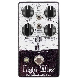 EarthQuaker Devices - Night Wire™ - Harmonic Tremolo