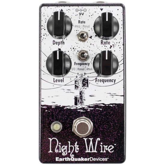 EarthQuaker Devices - Night Wire™ - Harmonic Tremolo