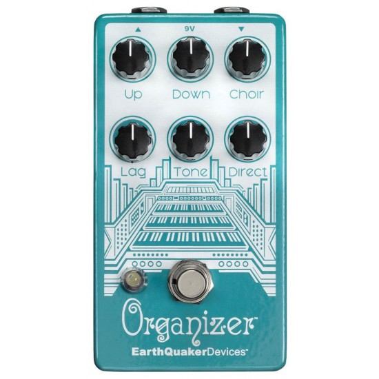 EarthQuaker Devices - Organizer™ - Polyphonic Organ Emulator