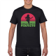 PRACTICE MAKES PERFECTO SUNSET SILHOUETTE - BLACK