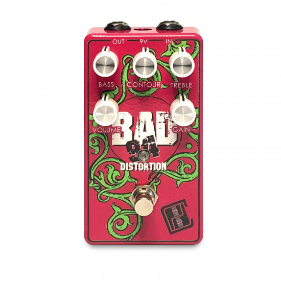 BAD94 - Perf De Castro Signature Distortion Pedal