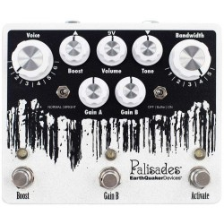 EarthQuaker Devices - Palisades V2 - Mega Ultimate Overdrive