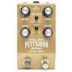 PettyJohn -  Gold MKII Pedal
