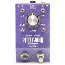 PettyJohn - SHIFT Pedal - Studio Grade I/O Utility Guitar Pedal