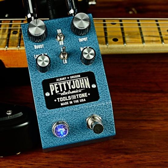 PettyJohn - Lift Pedal - Studio-Grade Buffer/Boost Pedal