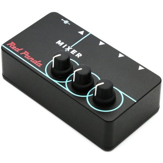 Red Panda - Bit Mixer - Pedalboard Mixer