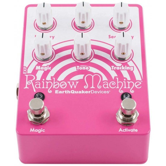 EarthQuaker Devices - Rainbow Machine - Polyphonic Pitch Mesmerizer
