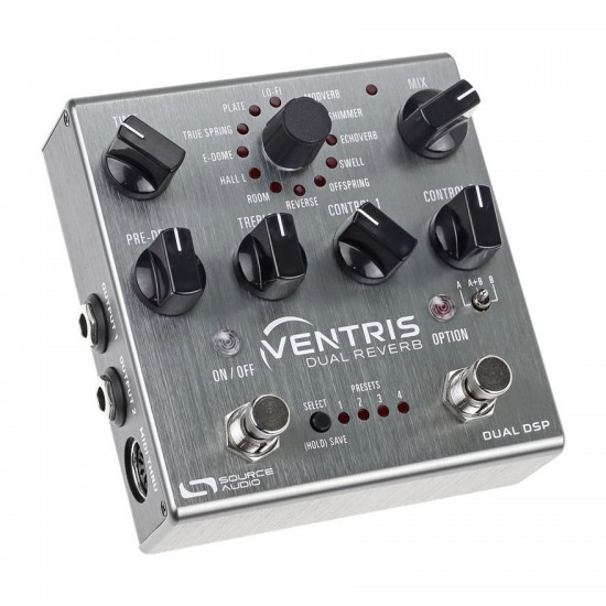 SOURCE AUDIO - VENTRIS DUAL REVERB
