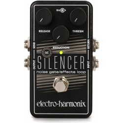 Electro-Harmonix - SILENCER - NOISE GATE/EFFECTS LOOP