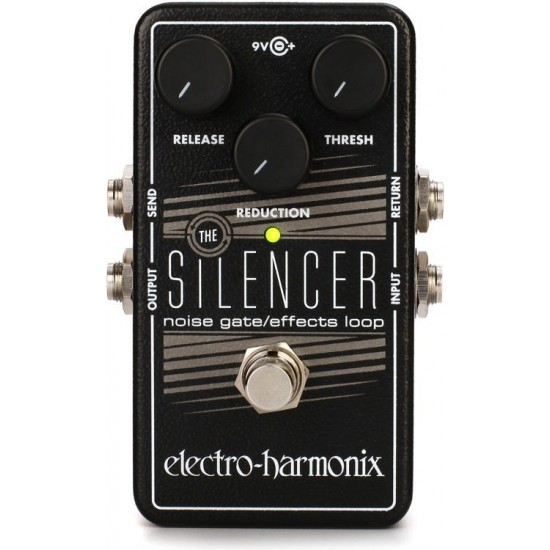 Electro-Harmonix - SILENCER - NOISE GATE/EFFECTS LOOP