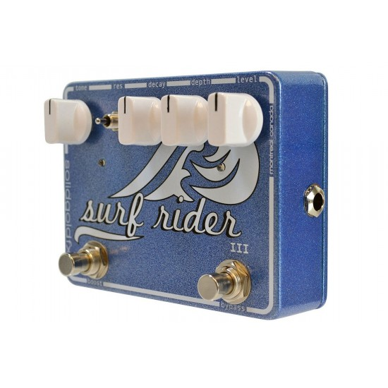 SolidGoldFX - Surf Rider III - Spring Reverb