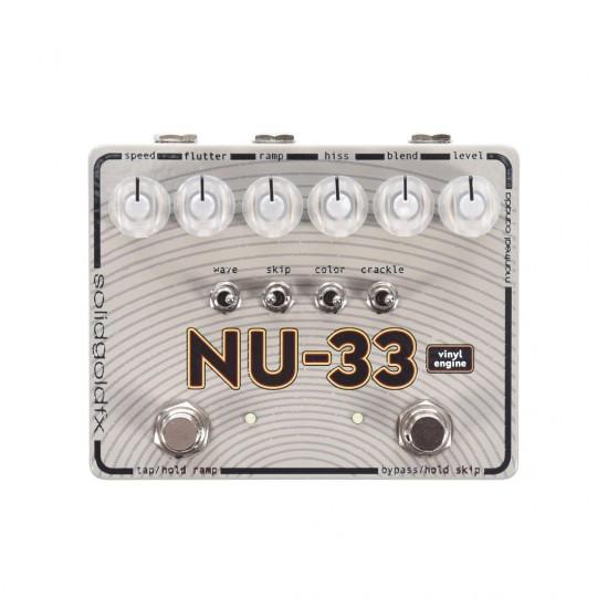 SolidGoldFX - NU 33 - Vinyl Engine