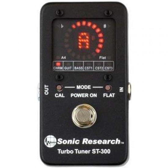 Sonic Research - ST-300 Regular Strobe Tuner