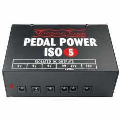 Voodoo Lab - Pedal Power® ISO-5 - Output Isolated Power Supply - 230V